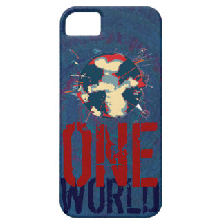 Earth planet - one world iPhone SE/5/5s case