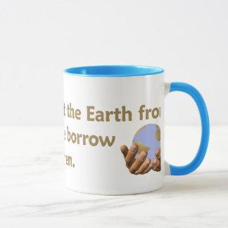 Earth Proverb mug