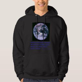 Earth provides mens hoodie