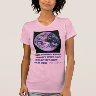 Earth provides womens tank top