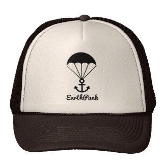 earth punk trucker hat