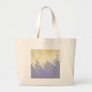 Earth Quake II Large Tote Bag