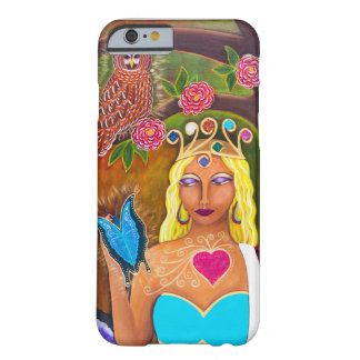 """""""Earth Queen"""" Barely There iPhone 6 Case"""