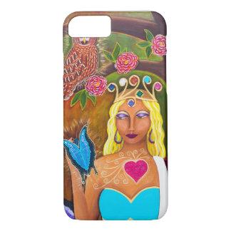 """""""Earth Queen"""" iPhone 7 Case"""