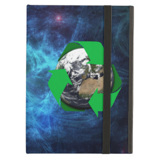 Earth Recycle iPad Air Cover