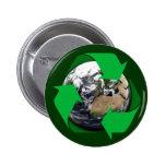 Earth Recycle Pin