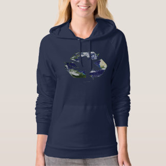 Earth - Recycling Hoodie