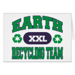 Earth Recycling Team Gift Card