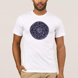 Earth Resonance Schumann Cymatics T-Shirt