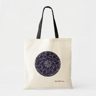 Earth Resonance Schumann Cymatics Tote Bag