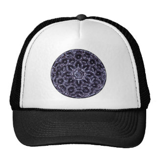 Earth Resonance Schumann Cymatics Trucker Hat