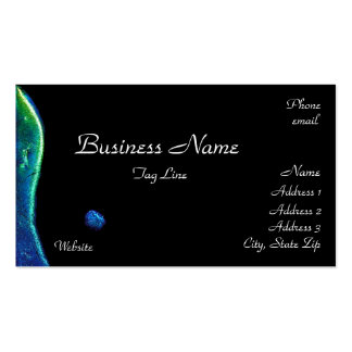 Earth Rise 2 Business Card