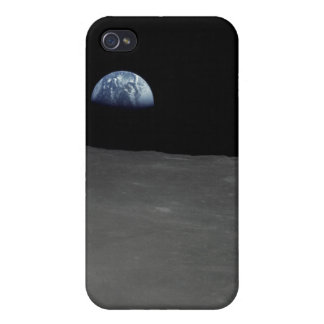 Earth Rise Case For iPhone 4