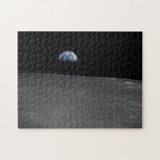 Earth Rise Jigsaw Puzzle