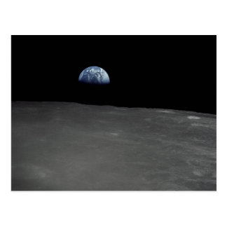 Earth Rise Post Cards