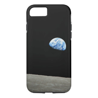 Earth Rises From Moon iPhone 7 Case