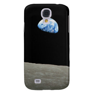 Earth  rising galaxy s4 cover