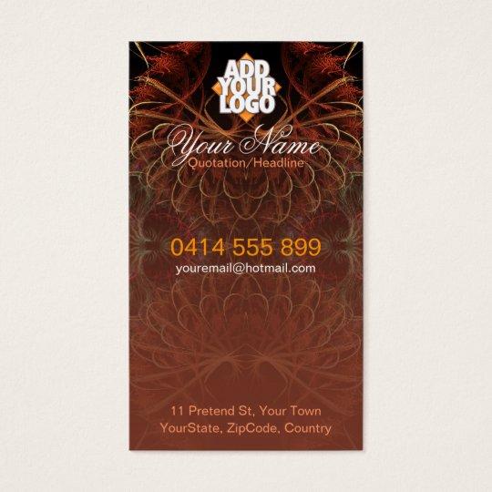 Earth Royale Business Card