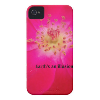 Earth s an Illusion iPhone 4 Covers