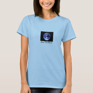 earth_Save The World T-Shirt