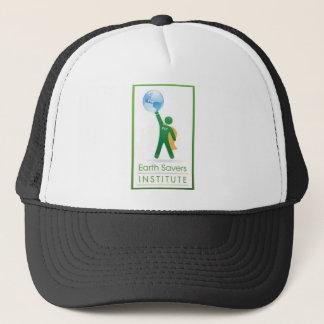 Earth Savers Institute Logo Trucker Hat