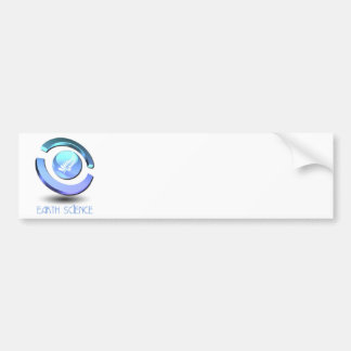 Earth Science Bumper Sticker
