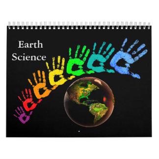 Earth Science Calendar