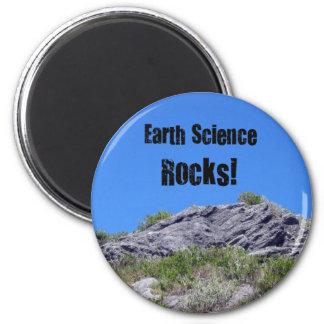 Earth Science Rocks! Refrigerator Magnet