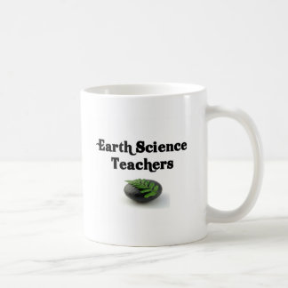 Earth Science Teachers Rock Coffee Mug