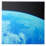 Earth Seen from a Satellite 2 Tile