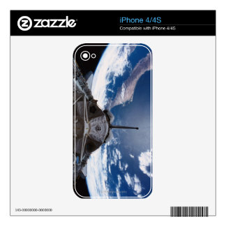 Earth seen from a Space Shuttle iPhone 4S Decal