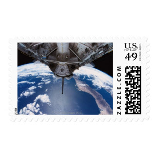 Earth seen from a Space Shuttle Postage