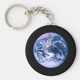 Earth Seen From Space 'Blue Marble' Keychains