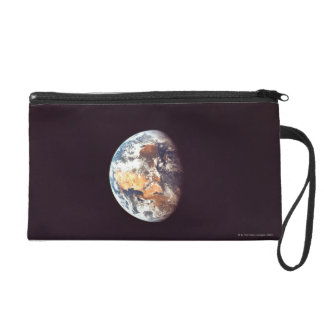 Earth Seen from Space Wristlet