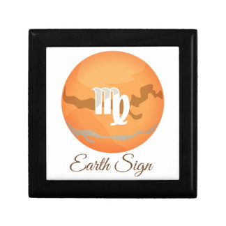 Earth sign gift boxes