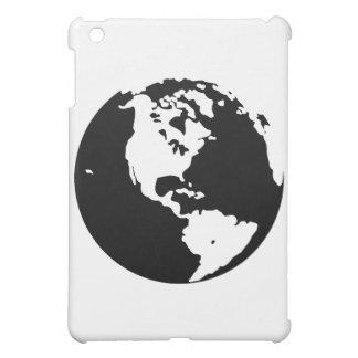 Earth Silhouette iPad Mini Cases