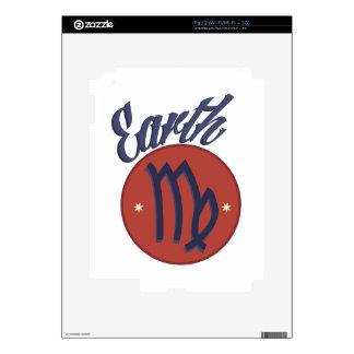 Earth Skin For The iPad 2