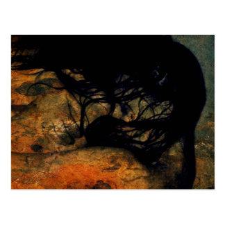 Earth Sleeper Postcard