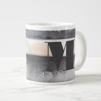 Earth & Smoke I Giant Coffee Mug
