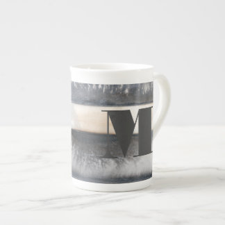 Earth & Smoke I Tea Cup