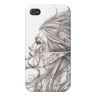 """Earth Soul"" - Dryad iPhone 4/4S Cover"