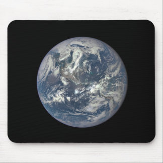 Earth, Space, America Mouse Pad