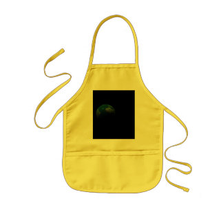 Earth Space Odyssey Collection Kids' Apron