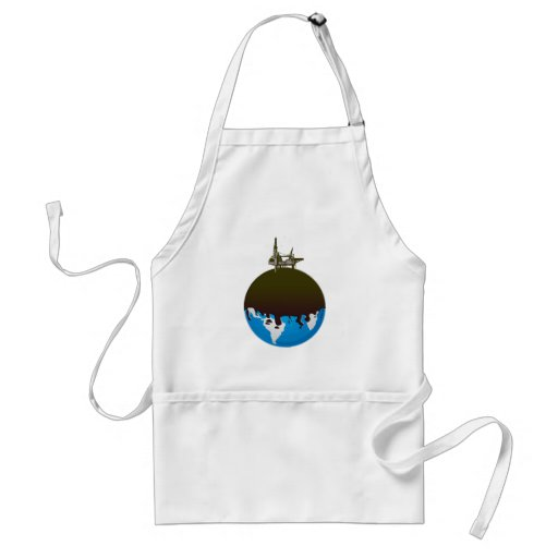 Earth Spill Apron