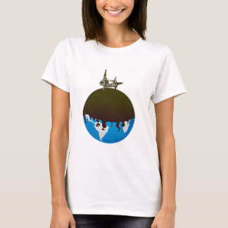 Earth Spill.png T-Shirt