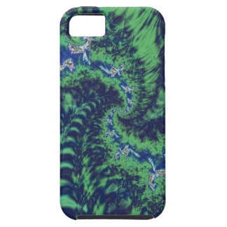 Earth Spiral iPhone SE/5/5s Case