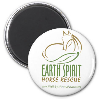 Earth Spirit Horse Rescue Inc. Magnets
