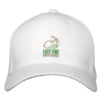 Earth Spirit Horse Rescue Logo Hat