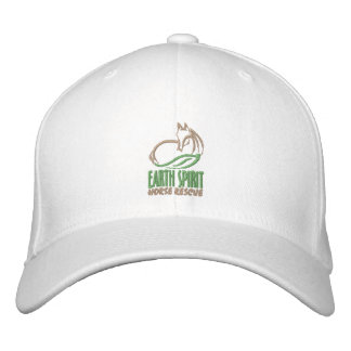 Earth Spirit Horse Rescue Logo Hat