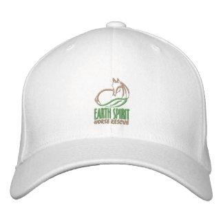 Earth Spirit Horse Rescue Logo Hat Baseball Cap